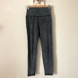 Aerie Chill High Waisted Track Legging Sz Small